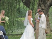 Weddings, under the Willows & by the Lake