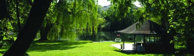 Lake Pavillion