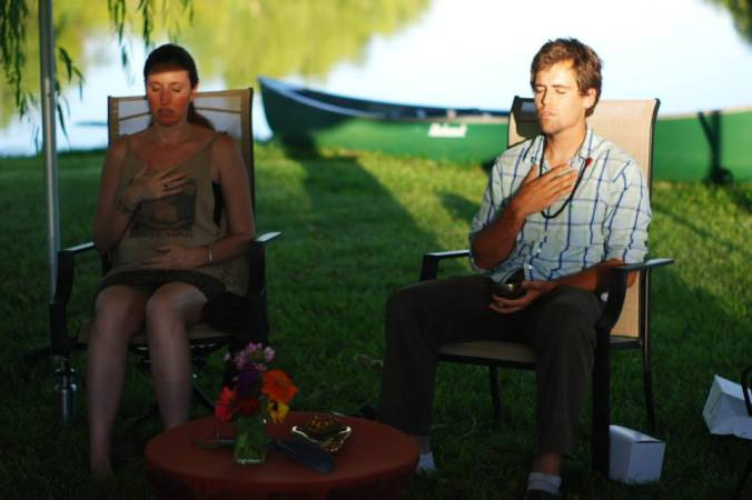 Meditation Group with Jake White